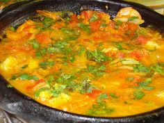 Moqueca Capixaba. Fish dish from my home town!