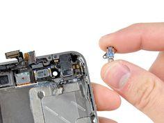2. Fjern vibratoren fra iPhonen.
