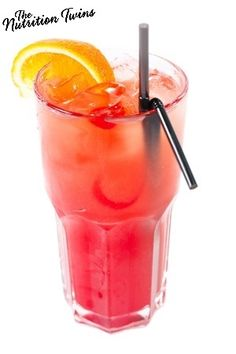 Skinny Strawberry O Juice | Refreshing, Light & Delcious! | Flushes Bloat & Nourishes Skin | Only 50 Calories |  For MORE RECIPES please SIGN UP for our FREE NEWSLETTER www.NutritionTwins.com