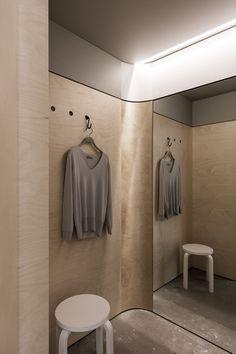 Bathroom Design Thailand Lovely Jac Jack Bondi Beach Store Interior Design by George Livissianis Interior Design Dubai, Boutique Interior Design, Retail Interior, Commercial Interior Design, Commercial Interiors, Retail Store Design, Retail Shop, Stone Interior, Retail Space
