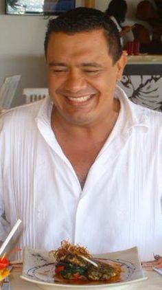 Chef Ricardo Santana Rdz.