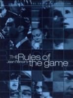 Shop The Rules of the Game [Criterion Collection] Discs] [DVD] at Best Buy. Find low everyday prices and buy online for delivery or in-store pick-up. Jean Renoir, Great Films, Satire, All About Time, Cool Things To Buy, Comedy, Manners, Games, Collection