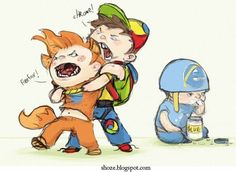 """Browser Wars"" I'm a firefox girl myself...."