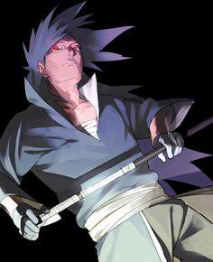 Sasuke with sword : Naruto Madara And Hashirama, Naruto Shippuden Sasuke, Naruto Oc, Anime Naruto, Manga Anime, Itachi Uchiha, Gaara, Boruto, Sasunaru