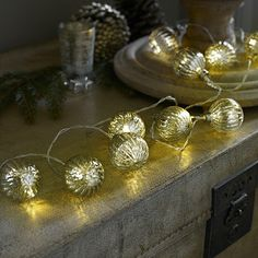Lakeland, the home of creative kitchenware Light String, String Lights, Beautiful Christmas, Christmas Lights, Led, Glass, Creative, Holiday