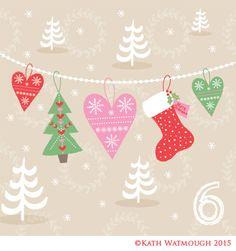 Day 6 of advent - Kath Watmough