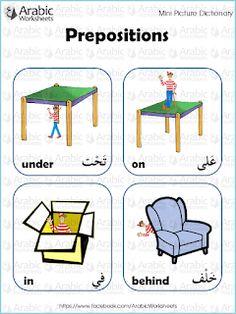 Arabic Alphabet Letters, Arabic Alphabet For Kids, Arabic Sentences, Learn Arabic Online, Arabic Lessons, Picture Dictionary, English Language Learning, Arabic Language, Learning Arabic