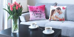 Your own photo on a cushion. It's a unique and lovely gift for anyone.  Click here: http://www.canvasdiscount.com/photo-gifts/personalized-photo-cushion-cover.jsf  #photooncushion #canvasdiscount #giftideas