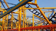 August 16th is National Roller Coaster Day! Find out more information at https://www.checkiday.com.