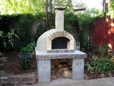 Pizzaofen Bauen - Anleitung Und Fotos - Diy, Garten, Haus & Garten ... Garten Pizzaofen Bauen Tipps Kueche