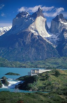 Explora Hotel in Patagonia, Chile