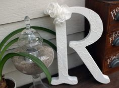 Doily letter. Spend $10 and get Flat Rate Shipping at the artistic store Craft Cuts Coupons.