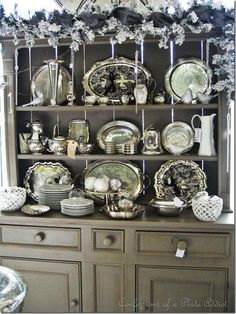 CONFESSIONS OF A PLATE ADDICT Christmas Open House: Great Ideas to Steal...er...Borrow!