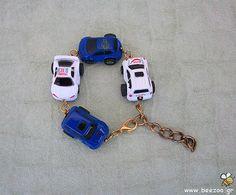 Drive me bracelet! by Beezoo Handmade Creations