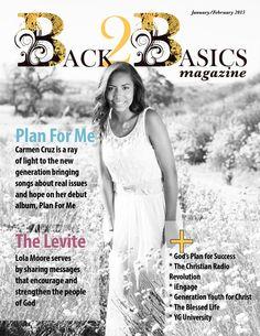 Back2Basics Magazine - January/February 2015
