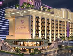 The Cromwell on the Strip in Las Vegas will open this spring on the site of the now-closed Bill's Gamblin' Hall.