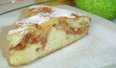 Prăjitură de casă cu mere - un deliciu fascinant, gata în doi timpi și trei mișcări! - Bucatarul Kefir, French Toast, Sandwiches, Pie, Sweets, Bread, Cookies, Breakfast, Desserts