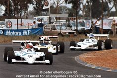 Ralt vs March 782 : Wayne Taylor leads Bernard Tilanus and Michael Bryan - Killarney , Cape Town - 1986 Race Tracks, Cape Town, View Image, Grand Prix, Cool Photos, March, Racing, History, World