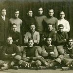 Group photograph of UT Athletics (1912).