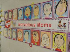 mother's day kindergarten | are creating mother s day tributes to share this weekend