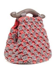 26 Lindos modelos de bolsa de crochê para copiar