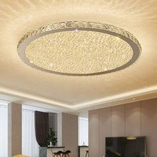 Shop Lustre Modern Led Crystal Chandelier Lighting Ceiling