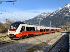A new ÖBB CityJet 4758 011 parked by Bombardier on March 2020 behind the Interlaken station Amazing Gardens, Beautiful Gardens, Jet, S Bahn, Outdoor Venues, Commercial Vehicle, Diy Garden Decor, Photoshop, Backyard