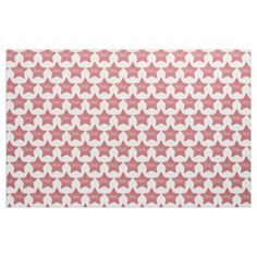 Distressed Star Pattern fabric from #Ricaso