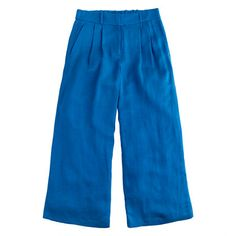 J.Crew - Collection cropped linen pant