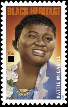 Hattie McDaniel~~~~~ThankYou Ms. Hattie McDaniel for opening doors for other black actresses and black women period!