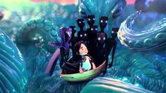 Unfairy Tales: Malak and the boat | UNICEF