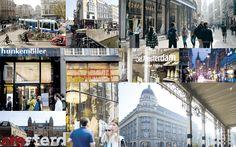 Voor Koningsplein ontwierpen wij een brand identity, een nieuwe website, een brochure, marketingcommunicatiemiddelen en outdoor communicatie. #branding #logo #design #unique #location #communicatiebureau #bedrijf #amsterdam #koningsplein #retail #shopping
