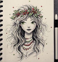 Ukrainian girl by natalico on DeviantArt