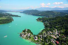 Wörthersee, Austria