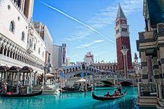 Las Vegas Venetian hotel.