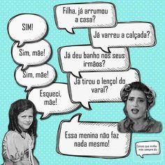#humor #minhamae