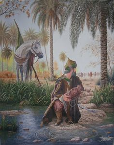 Abu Fadl by shia-ali.deviantart.com on @DeviantArt