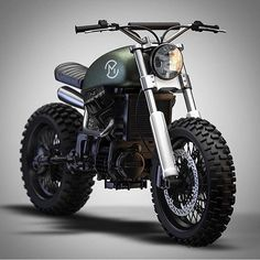 @ziggymoto up to his old tricks again. Honda CX500 tracker concept fit to climb a mountain. #dropmoto #concept #streettracker #scrambler #honda #cx500
