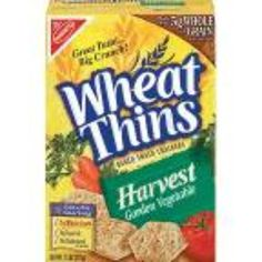 I'm learning all about Wheat Thins Baked Snack Crackers at @Influenster!