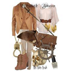 Elizabeth Swann- Pirates of the Caribbean