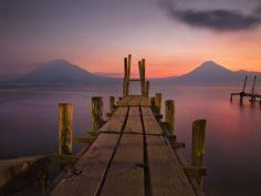 Beautiful Lake Atitlan, Guate <3 <3