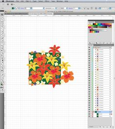 Create your own pattern swatch in 5 easy steps with Illustrator