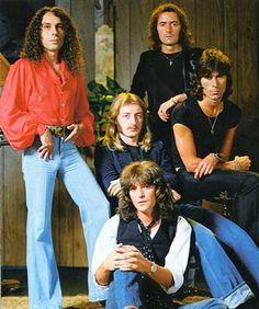 Rainbow with Ronnie James DIO........