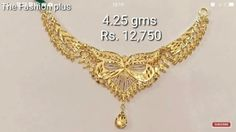 Fashion plus 18k Gold Jewelry, Gold Jewellery Design, Jewelery, Wholesale Gold Jewelry, Bridal Bangles, Gold Work, Jewelry Photography, Gold Fashion, Necklace Designs