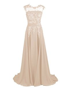 Dresstells Long Bridesmaid Dress Applique Prom Dress Evening Party Gowns Blush Size 4 * Check out this great product. Evening Party Gowns, Evening Dresses, Formal Dresses, Wedding Dresses, Blush Pink Bridesmaid Dresses, Mademoiselle, Applique Dress, Elegant, Homecoming Dresses