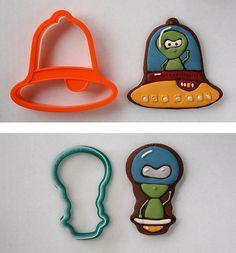 Aliens Cookies