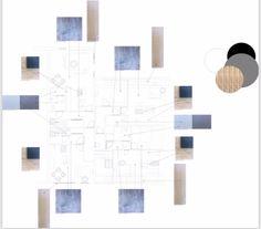 Materialen plan gemaakt voor woningen Zwolle : nuevo -interiordesign