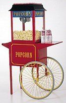 I have been looking for a good sturdy popcorn popper for years. I think I have finally found the one I want. We watch lots of movies and have always had tons of kids around. This is the perfect snack and nostalgia that I have been looking for to add to our home!!