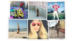 From Karlie Kloss in Madrid and Natasha Poly in St. Moritz, to Anja Rubik in Cuba and Olivia Jansing in New York, the Vogue girls are enjoying their last week before Fashion Week Fall/Winter 2016-2017 begins. Step into the life of a model though our Instagrams of the week from all round the world.