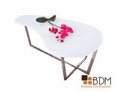 Mesa para café moderna y elegante.